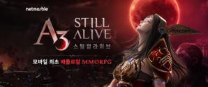 A3: STILL ALIVE 倖存者