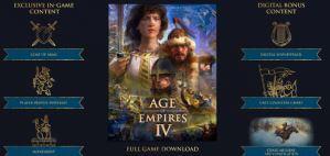 《世紀帝國4》數位豪華版