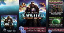 《魔幻紀元:行星登陸》高級特典版
