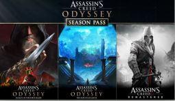 《刺客教條 : 奧德賽 》季票Season Pass