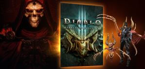 暗黑破壞神2:獄火重生(Diablo II: Resurrected)萬惡之源珍藏組合