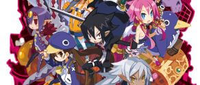 魔界戰記Disgaea 4 Return