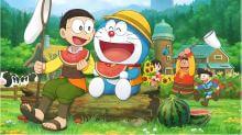 《哆啦A夢: 牧場物語》