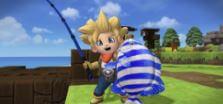 《勇者鬥惡龍 創世小玩家 2》釣魚