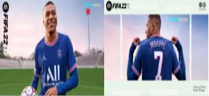 《FIFA 22》封面(終極版/標準版)