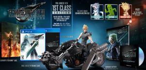 《最終幻想 7 重制版》1st Class 典藏版