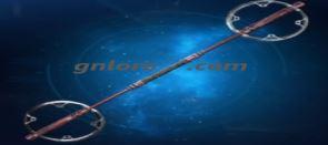 《最終幻想7 重制版》武器-秘銀長杖