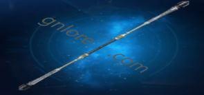 《最終幻想7 重制版》武器-全金屬長杖