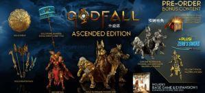 《眾神殞落 Godfall》豪華版