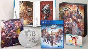 《碧藍幻想 Versus》豪華限定版