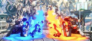 《聖騎士之戰 奮戰》索爾與凱的特殊色