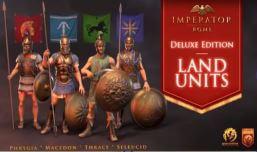 《統治者: 羅馬(Imperator: Rome)》豪華版-陸軍單位