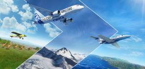 微軟模擬飛行 (Microsoft Flight Simulator)