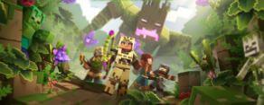當個創世神 地下城 (我的世界 地下城) DLC - 叢林覺醒