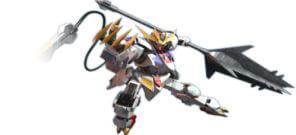 機動戰士鋼彈 極限 VS. 極限爆發-天狼王型獵魔鋼彈