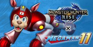 《魔物獵人 崛起》Capcom合作任務「洛克人11-萊西」