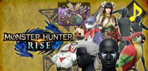 《魔物獵人 崛起》優惠包DLC2