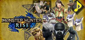 《魔物獵人 崛起》優惠包DLC3