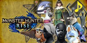 《魔物獵人 崛起》優惠包DLC4