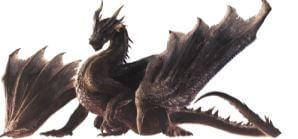 《魔物獵人世界》黑龍