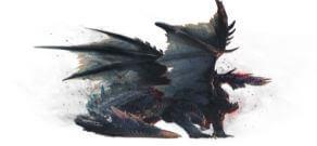 《魔物獵人世界》煌黑龍