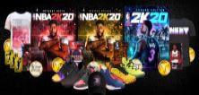 《NBA 2K20》產品版本