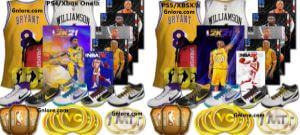 NBA 2K21 永懷曼巴版