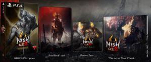 《仁王2》特別版 - PS4