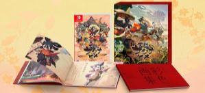 《天穗之咲稻姬》中文限定版