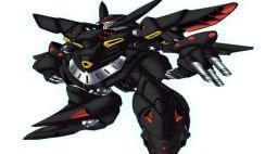 《超級機器人大戰T (SUPER ROBOT WARS T)》幽靈