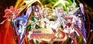 《戰姬絕唱 Symphogear XD UNLIMITED》