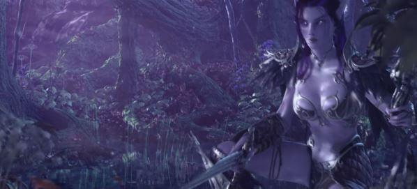 魔獸世界: 經典-夜精靈德魯伊 / game.gnlore.com