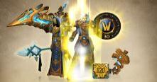 《魔獸世界: 暗影之境》產品版本 - 英雄組合包 和 史詩組合包