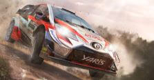 《世界拉力錦標賽 (WRC 8)》